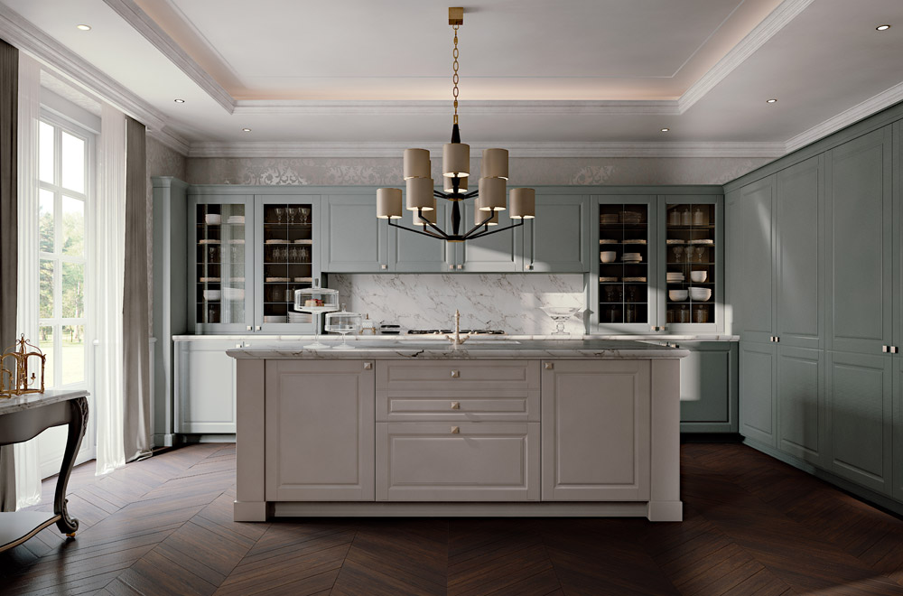 Palatina-cucine-stile-inglese – Κουζίνα, Κουζίνες, Επιπλα κουζίνας ...